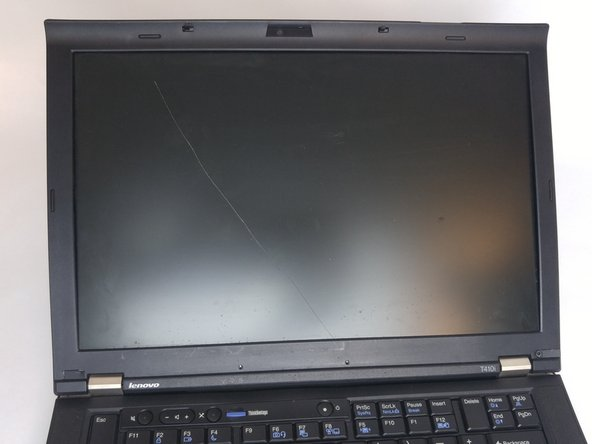 Lenovo Thinkpad T410i LCD Screen Replacement