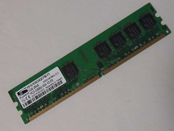 Dell Inspiron 530 DCMF RAM Replacement