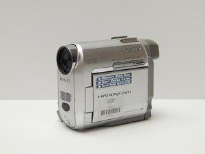 Sony Handycam DCR-HC30 Troubleshooting