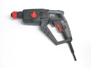 Skil 1743-AA Corded SDS+ Hammer Drill Disassembly