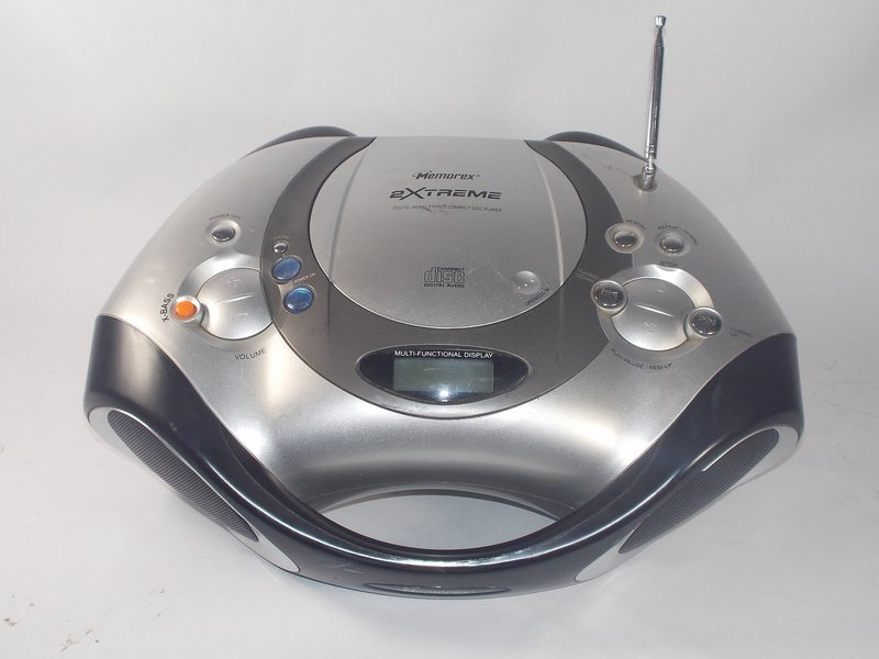 memorex 2xtreme mp3830 01 troubleshooting ifixit rh ifixit com Radio Shack CD Player Memorex CD Player Manual