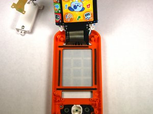 VTech Touch and Swipe Baby Phone Touchscreen Contact Cleaning