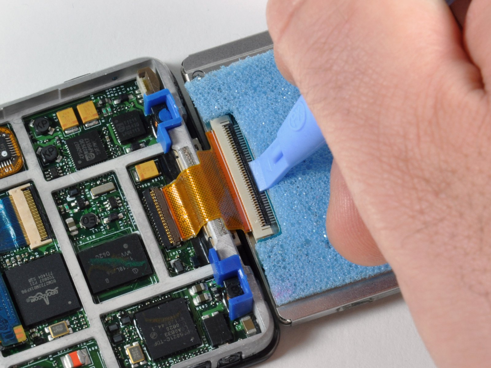Ipod 5th Generation Video Hard Drive Replacement Ifixit Repair Guide