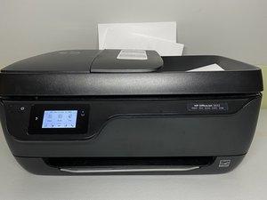 Repairing HP OfficeJet 3833 Paper Jam