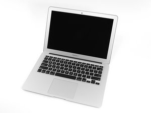 "MacBook Air 13"" Mid 2012 の修理"