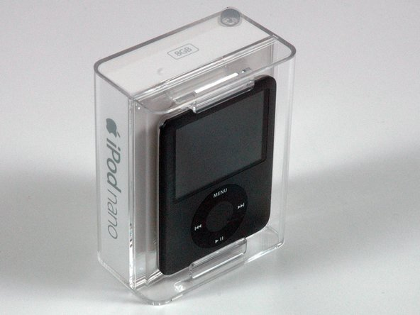Image 1/1: There it is, in the same style box as the last Nano, but quite a bit shorter and wider.