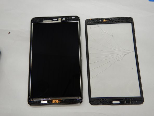 Samsung Galaxy Tab 4 8.0 Verizon Display Replacement