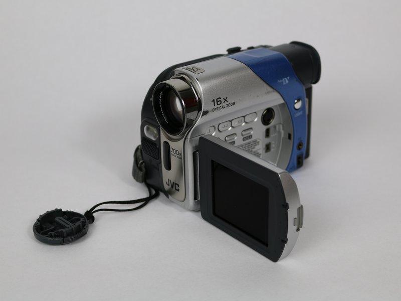 video camera repair ifixit rh ifixit com  jvc gr-d290u manual