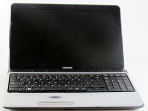 Toshiba Satellite L755D-S5150 Repair