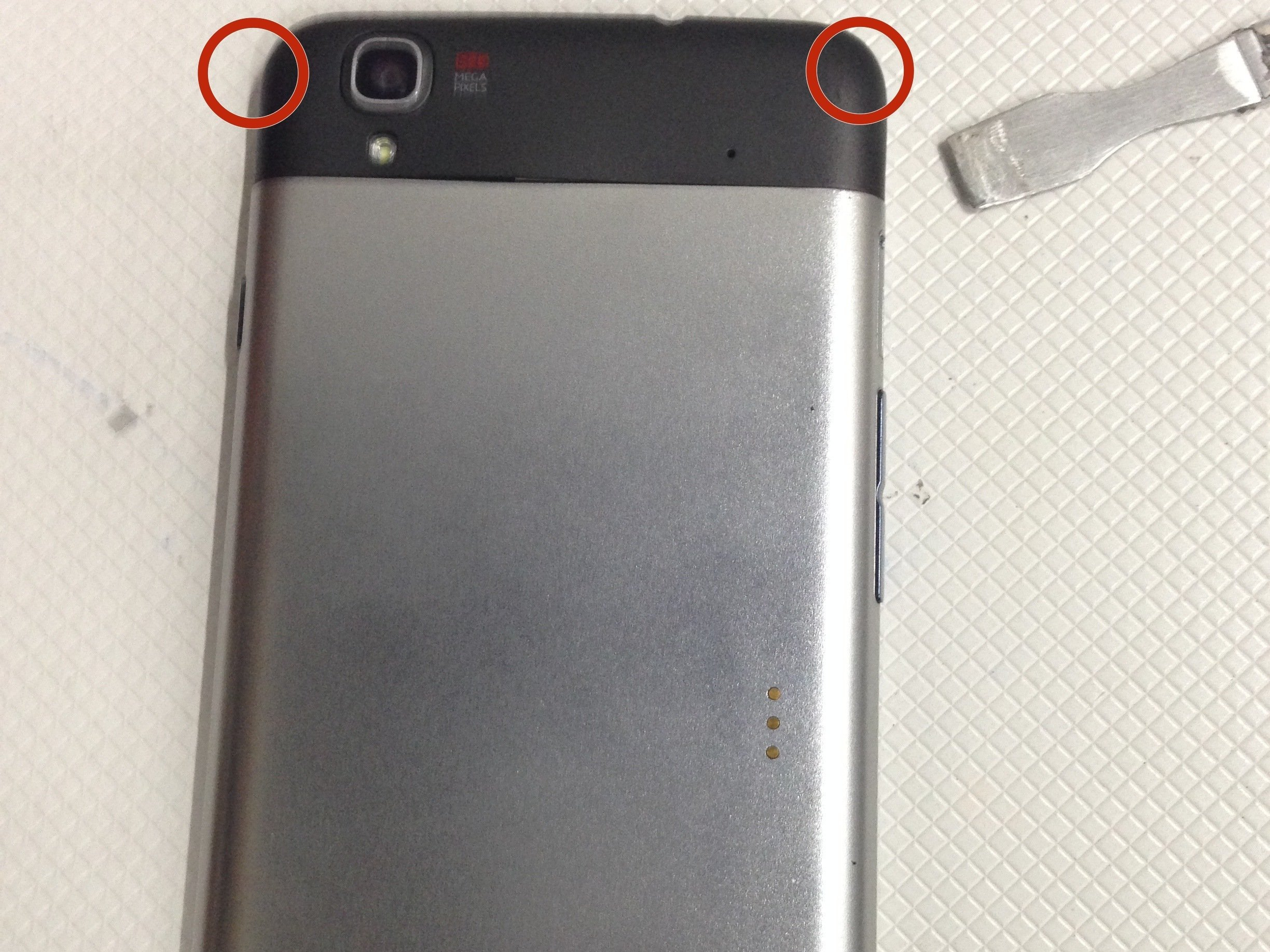 ZTE Boost MAX N9520 Battery Replacement - iFixit Repair Guide