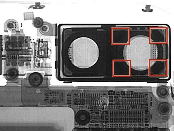 Beide Kameras profitieren außerdem von einem neuen Bildsensor, der laut Apple 60% schneller und 30% energieeffizienter als die Vorgängerversionen ist.