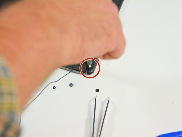 Image 3/3: Wiederholen Sie diese Prozedur am rechten Scharniergelenk.