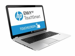 HP Envy TouchSmart 17