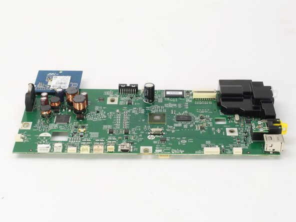 HP Officejet Pro 8625 Motherboard Replacement