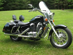 2000 Honda Shadow Ace Tourer Repair