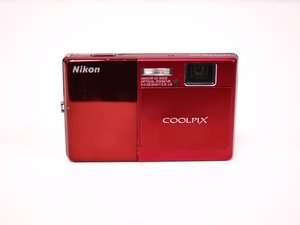 Nikon Coolpix S70 Display Screen Replacement