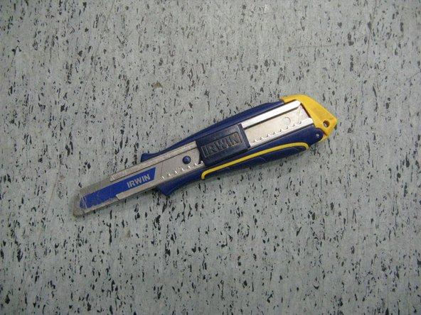 Rėžtukas (peilis su laužoma geležte) Hoofdafbeelding