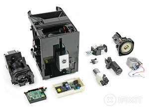 Jura Impressa A9 Teardown