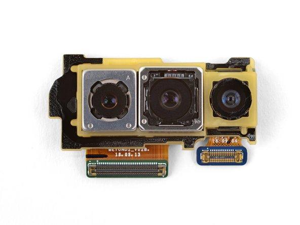 Sostituzione modulo fotocamere posteriori Samsung Galaxy S10