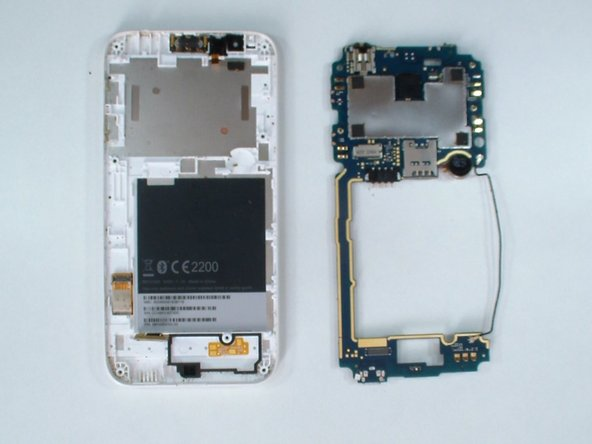 HTC Desire 510 Logic Board Replacement