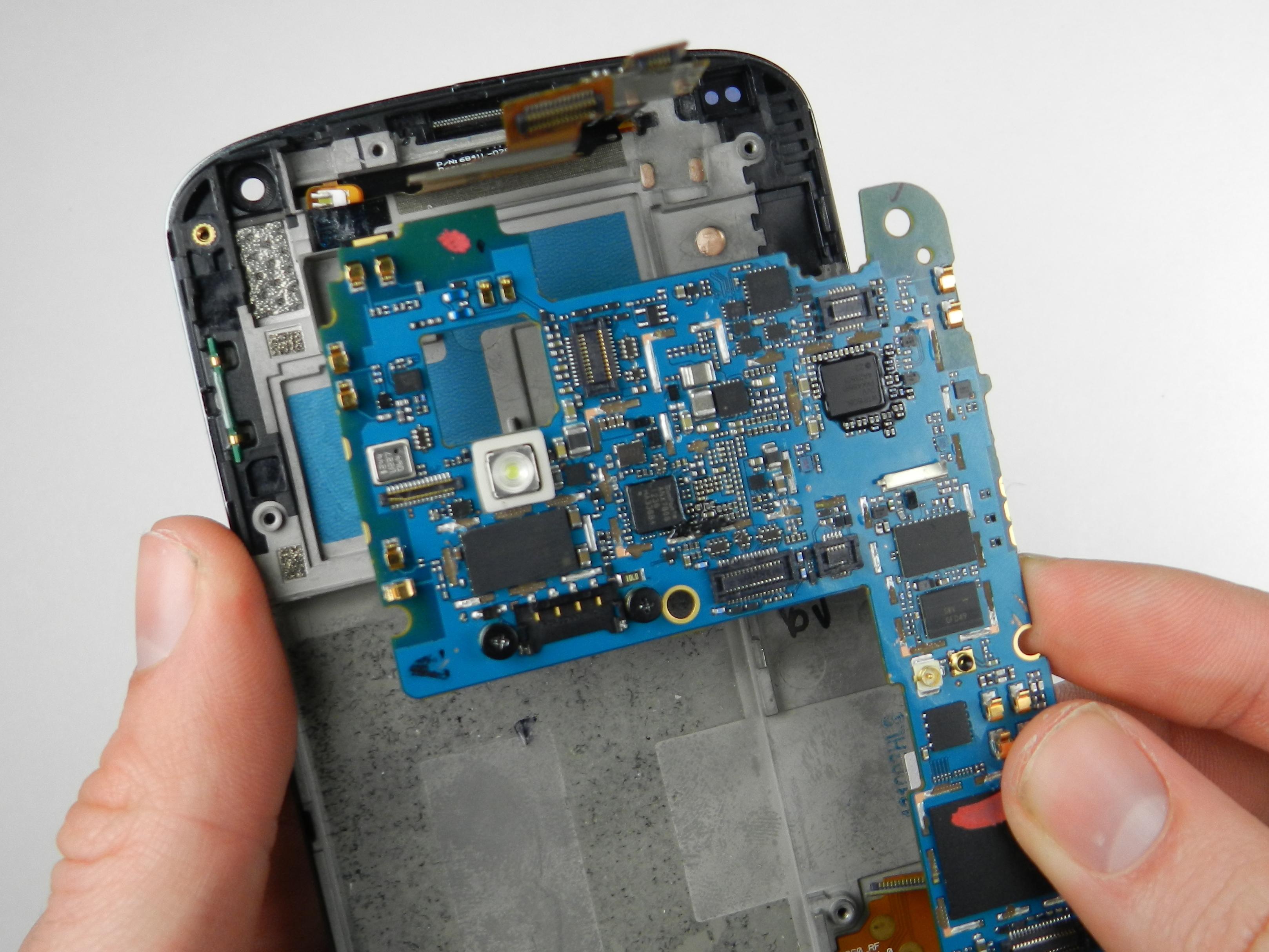 Google nexus 4 review pictures it pro - Nexus 4 Motherboard Replacement