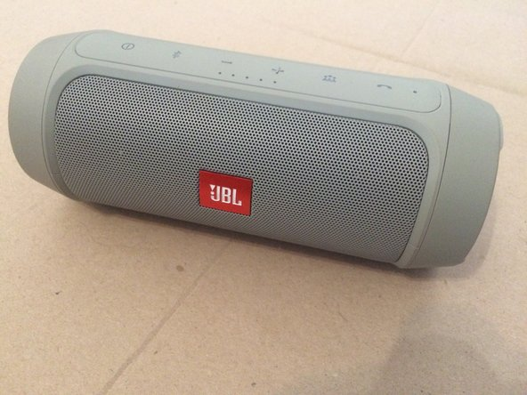 JBL Charge 2 Plus full disassembly