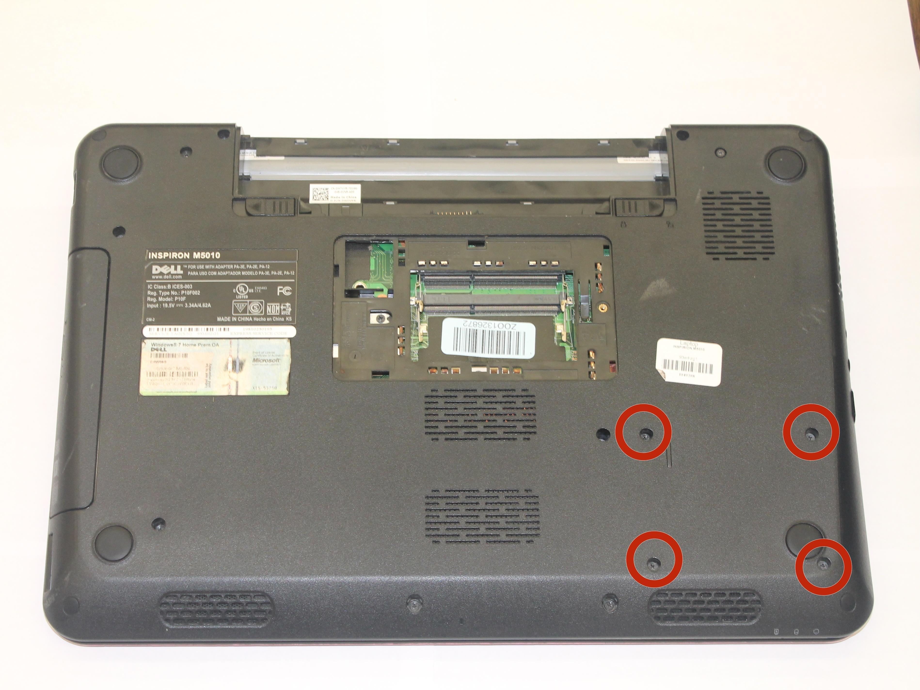 dell inspiron 15 m5010 repair ifixit rh ifixit com Dell Inspiron M5010 Manual Dell Inspiron M5010 Manual