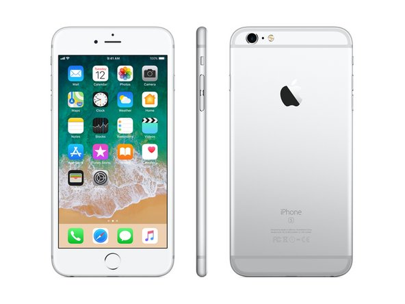 iPhone 6s The screen  Replacement