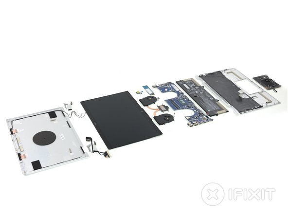 HP EliteBook x360 1040 G5 teardown