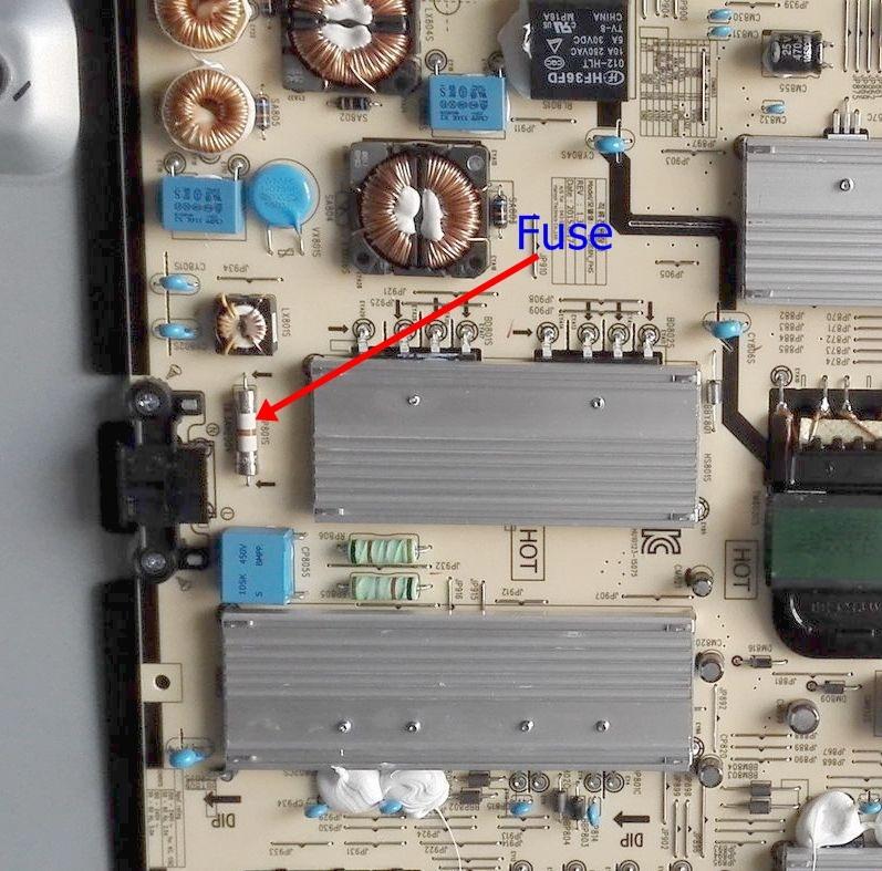 Samsung TV struck by lightning  Need help - AR15 COM