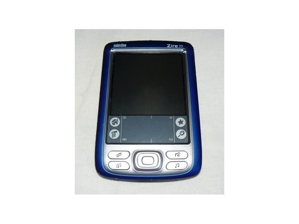 To replace the screen, you will be working exclusively with the front (left) panel.