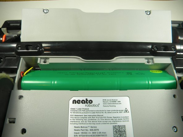 Neato Botvac 65 Battery Replacement