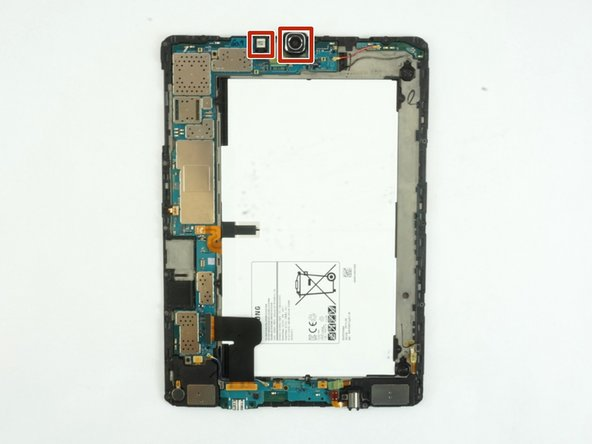 Samsung Galaxy Tab S2 9.7 AT&T Camera Replacement