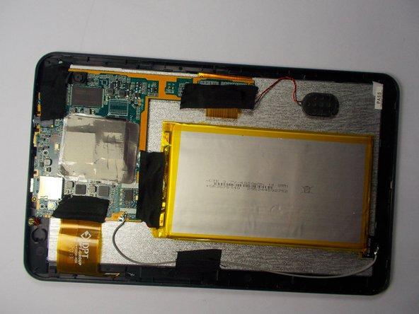 Azpen A909 Battery Replacement