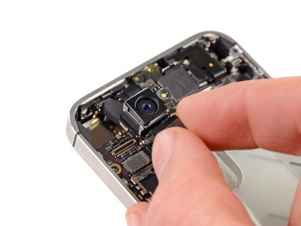 iPhone 4S Rear Camera Replacement