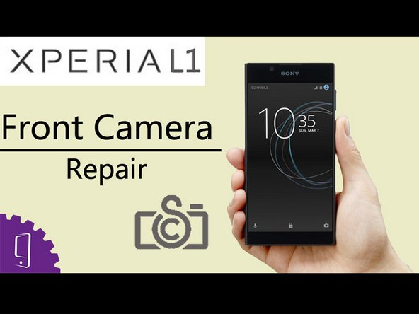Sony Xperia L1 Front-facing Camera Replacement
