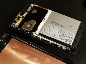 Tegra Note 7 Disassembly