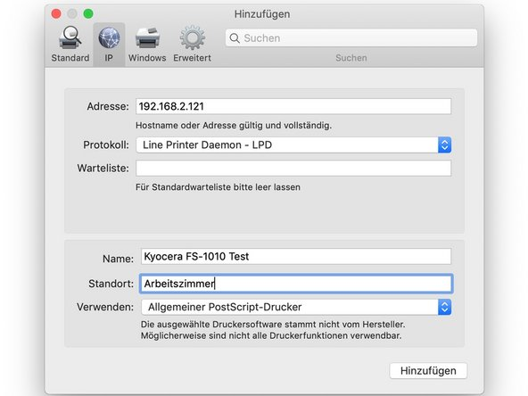 Install Drivers on current versions of macOS - iFixit Repair Guide