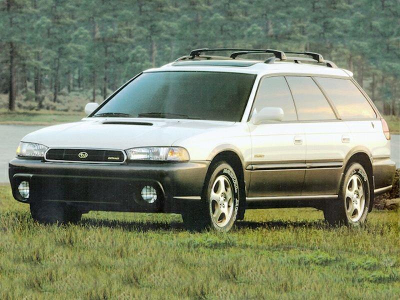 1995 1990 Subaru Outback