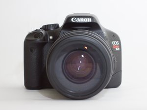 Canon EOS Rebel T2i / 550D Repair