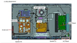 solved blinking red light 5 times sony bravia 55 tv television rh ifixit com Sony BRAVIA Connection Diagram Sony BRAVIA ManualDownload