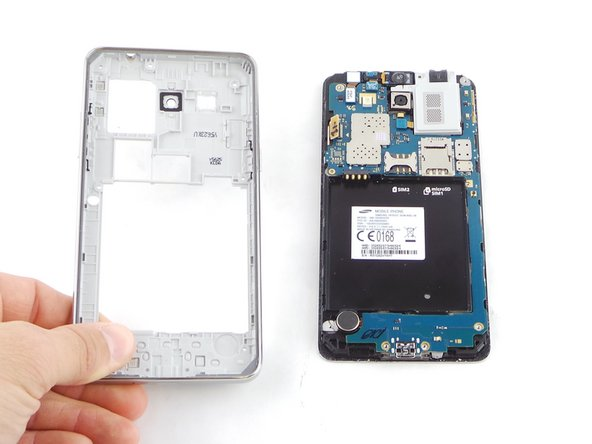 Samsung Galaxy Grand Prime Motherboard Replacement - iFixit