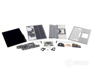 Microsoft Surface Laptop Teardown