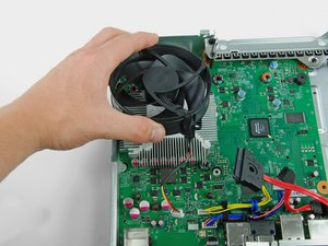 Xbox 360 S Fan Replacement