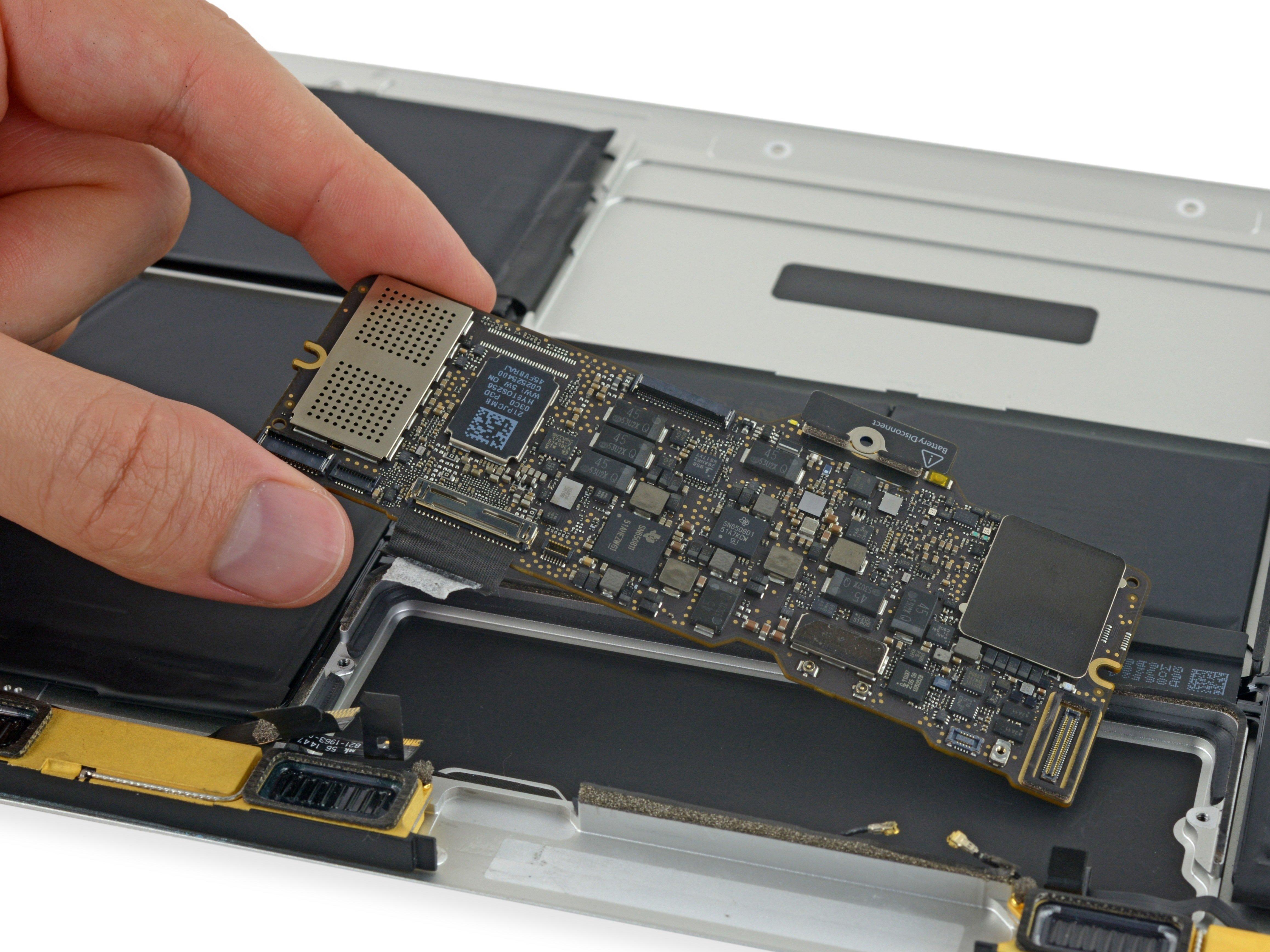 Apple MacBook Pro Logic Board Repair