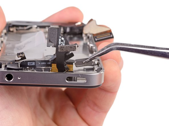 iPhone 4S Power Button Replacement