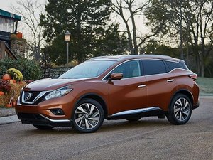 2015-Present Nissan Murano