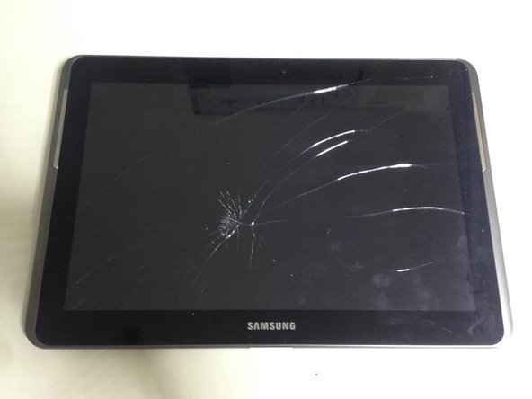 Samsung Galaxy Tab 2 10.1 Digitizer Replacement