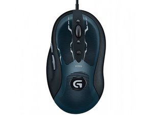 Logitech G400s Troubleshooting