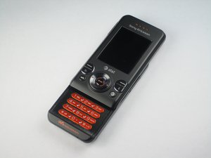 Sony Ericsson W580i Troubleshooting